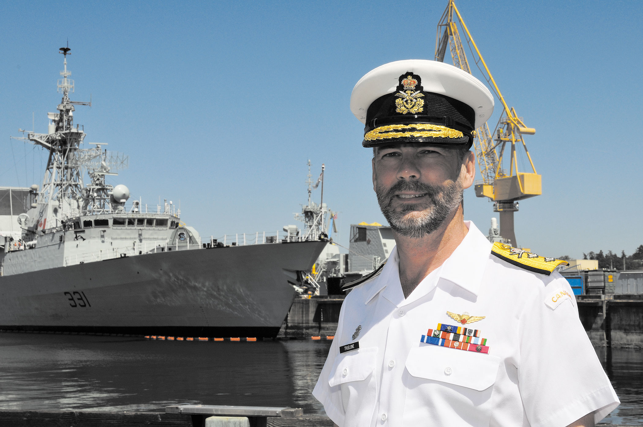 Getting To Know Your Admiral Pacific Navy News Pacific Navy News