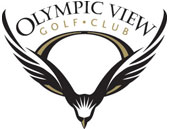 olympic view golf logo