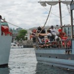 Reservists bring smiles to Boat for Hope