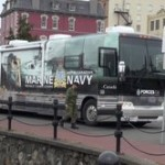 Navy rolls out recruiting bus