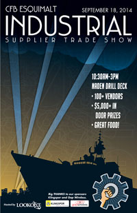 industrial trade show