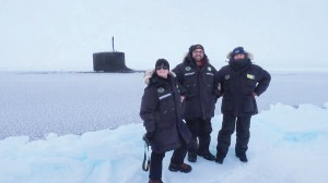 ICEX 2014: Arctic submarine exercise