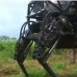 US marines test new robotic mule