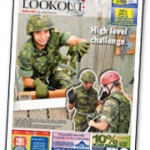 Issue 33, Lookout Newspaper
